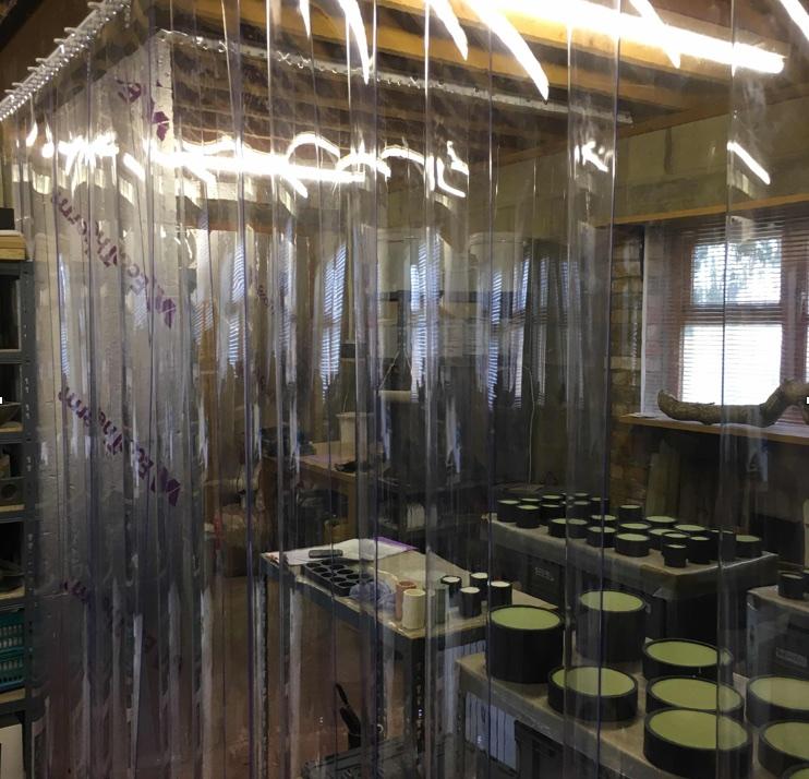 Concrete & Wax workshop in Suffolk